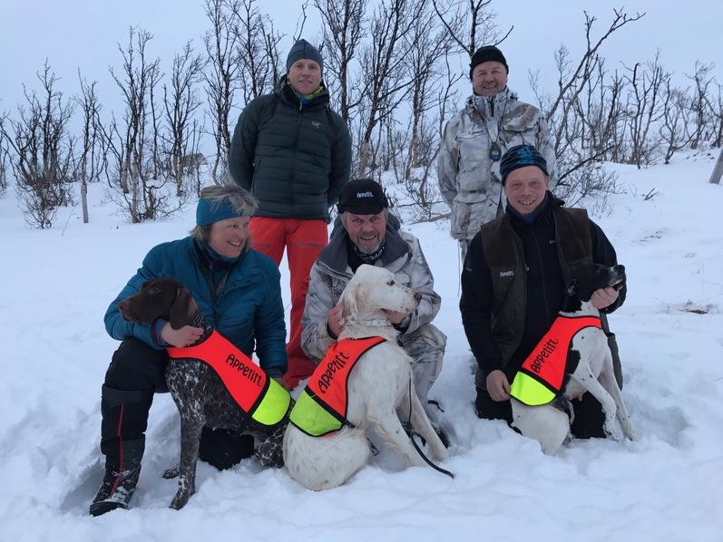 Jakt og hundeutvalg Karlsoy jeger u2013 og fiskeforening Side 2